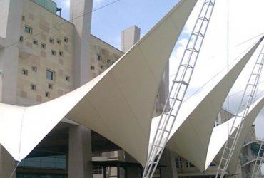 Tensile Structures in Qatar