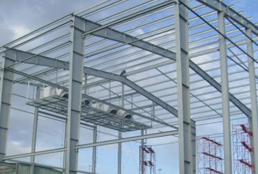 Steel Stucture contractors in Qatar
