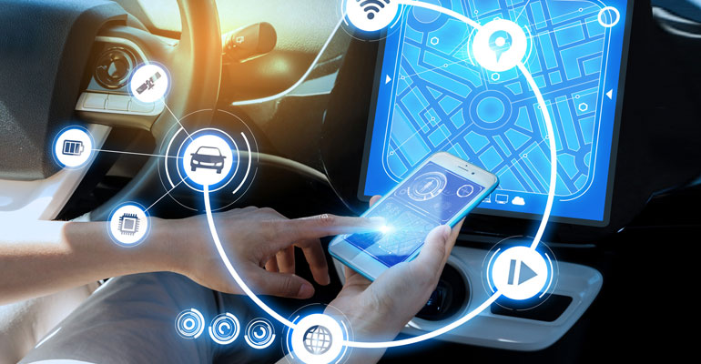 Vehicle tracking system in Qatar